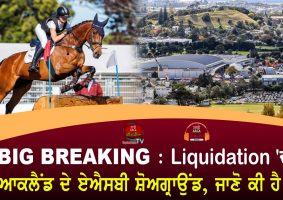 ASB Showgrounds goes into liquidation
