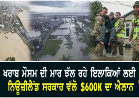 Govt sets aside $600k